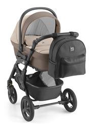 Cam Beki Changing Diaper Bag for Baby, Black
