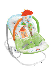 Cam Giocam Baby Swing, House, Green