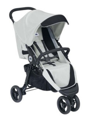 Cam Met Lightweight Baby Stroller, Grey