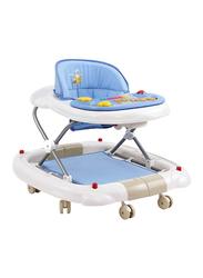 Farlin Baby Walker for Girl, Blue