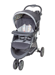 Baby Trend EZ Ride 5 Baby Stroller, Tanzania, Grey