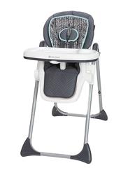 Baby Trend Tot Spot 3-in-1 High Chair, Ziggy, Grey