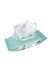 Cam Sofficiotte 72 Wet Wipes for Kids, White