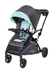 Babytrend Sit N' Stand 5-in-1 Shopper Stroller, Blue Mist