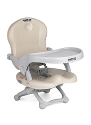 Cam Smarty Booster Feeding Chair, Cream
