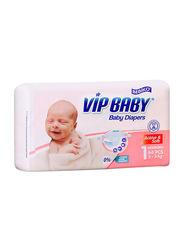 Bebiko Vip Active & Soft Baby Diaper, Size 1, NewBorn, 2-5 kg, 44 Count