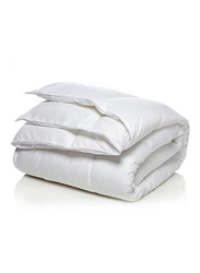 Deals For Less 1-Piece Soft Duvet, White, King