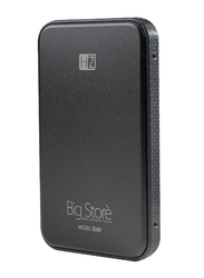 Heatz 4TB HDD Disk Enclosure 3.0 Hard Disk, USB 3.0, Black