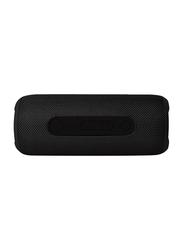 Bluedigit Vibra 7 Waterproof Portable Bluetooth Speaker, Black