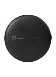 Bluedigit Dual Coil 27 Smart Wireless Charger, Black