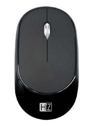 Heatz ZM01 High Precision Wireless Optical Mouse, Black