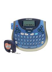 Dymo LetraTag Plus LT-100T Label Printers, Blue