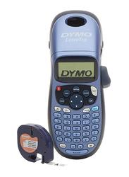 Dymo LetraTag LT-100H Personal Handheld Abc Label Printers, Blue