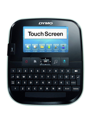 Dymo Label Manager LM 500TS Touch Screen Label Printers, Black