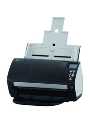 Fujitsu fi-7160 Workgroup Document Scanner, 600 DPI, Black/White