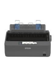 Epson LQ-350 Highly Yield Dot Matrix Printer, Black/Blue