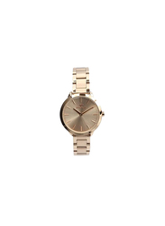 Spectrum Explorer Analog Watch for Women, with Stainless Steel Band, 25170L, Rose Gold