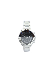Spectrum Explorer Analog Watch for Men, with Stainless Steel Band and Chronograph, S92988M, Silver-Black