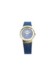 Spectrum Challenger Analog Watch for Women, with Mesh Band, S12577L, Blue