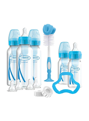 Dr.Browns Options+ PP Narrow Neck Gift Set, Blue
