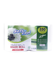 Soft N Cool Twin Pack Maxi Roll, 2 Pieces, 175m x 1 Ply