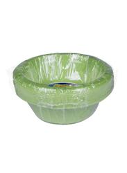 Hotpack 5oz 25-Piece Plastic Round Ice Cream Bowl Set, ICB5, Multicolor