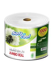 Soft N Cool Jumbo Maxi Roll Value Pack, 1000m, 5.5 Kg