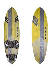 Naish 2016 Bullet Windsurfing Board, Size 155, Yellow