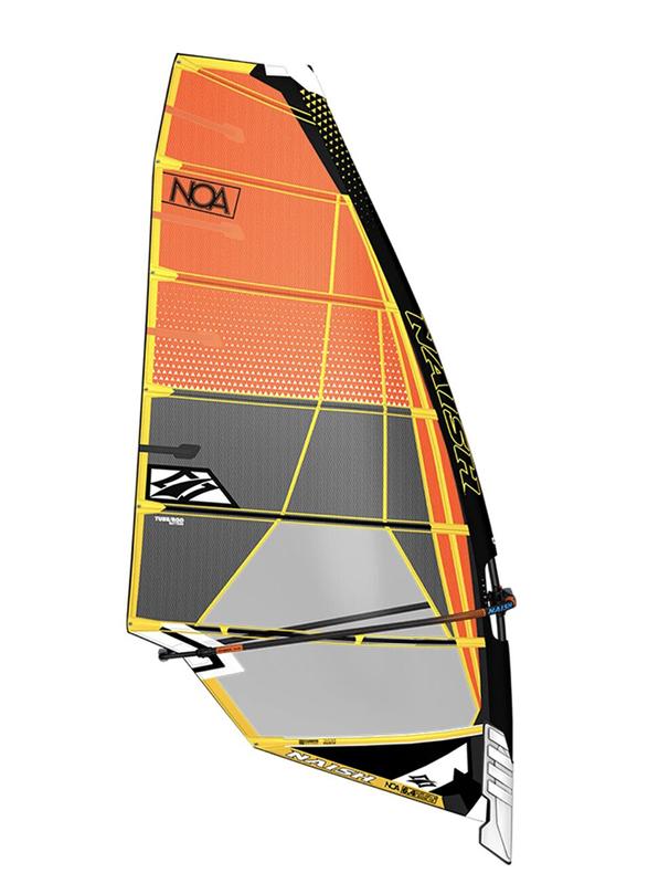 Noa 2020 Windsurf Sail, Clear