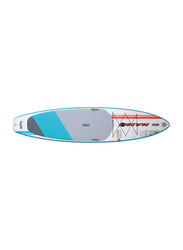 Naish S25 Glide Fusion Inflatable Surfboard, 12 x 34, Multicolor