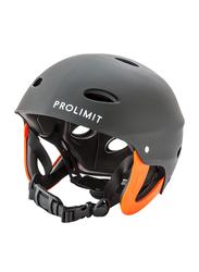 Prolimit Helmet, 54-60cm, Medium, Black