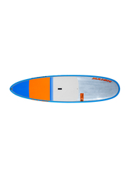 Naish 2020 Nalu GS Classic Stand-Up Paddleboarding Longboard, 11.0 Inch, Multicolor