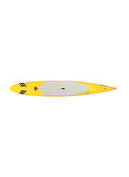 Naish Gerry Lopez LE Prone Surfing Paddle Board, 12 Inch, Yellow