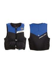 Prolimit Floating Vest Freeride Waist Lifejacket, Large, Black/Blue