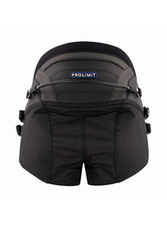 Prolimit BP Harness Kite Seat Combo, Medium, Black