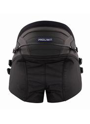 Prolimit BP Harness Kite Seat Combo, Extra Large, Black