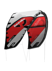 Reedin Supermodel Kite, 12cm, Red/White