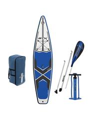 Prolimit STX Inflatable Race SUP, 32 x 12.16 x 6 Inch, Blue/White/Black