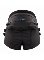 Prolimit BP Harness Kite Seat Combo, Small, Black