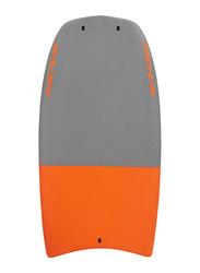"Naish 2020 Hover Hybrid Soft Top 4'0""Foil Board, 38L, Grey/Orange"