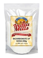 India Mills Baking Soda, 200g