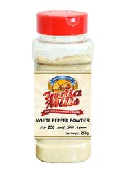 India Mills White Pepper Powder Jar, 250g