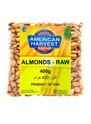 American Harvest Raw Almonds, 400g