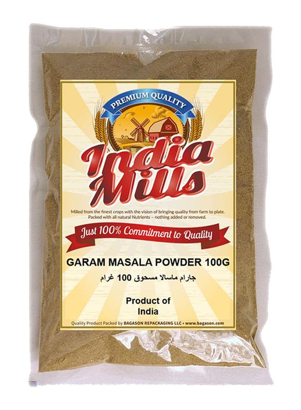 India Mills Garam Masala Powder, 100g