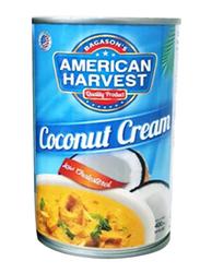 American Harvest Coconut Cream, 400ml