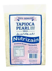 Nutrizain Tapioca Pearl Sago Small Seed, 400gm