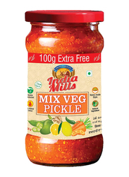 India Mills Mixed Veg Nis Pickle, 400g