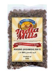 India Mills Raisins, 500g