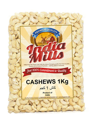 India Mills Cashews, 1 Kg