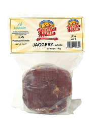 India Mills Jaggery-Whole, 1 Kg